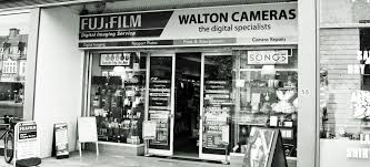 Your local camera shop